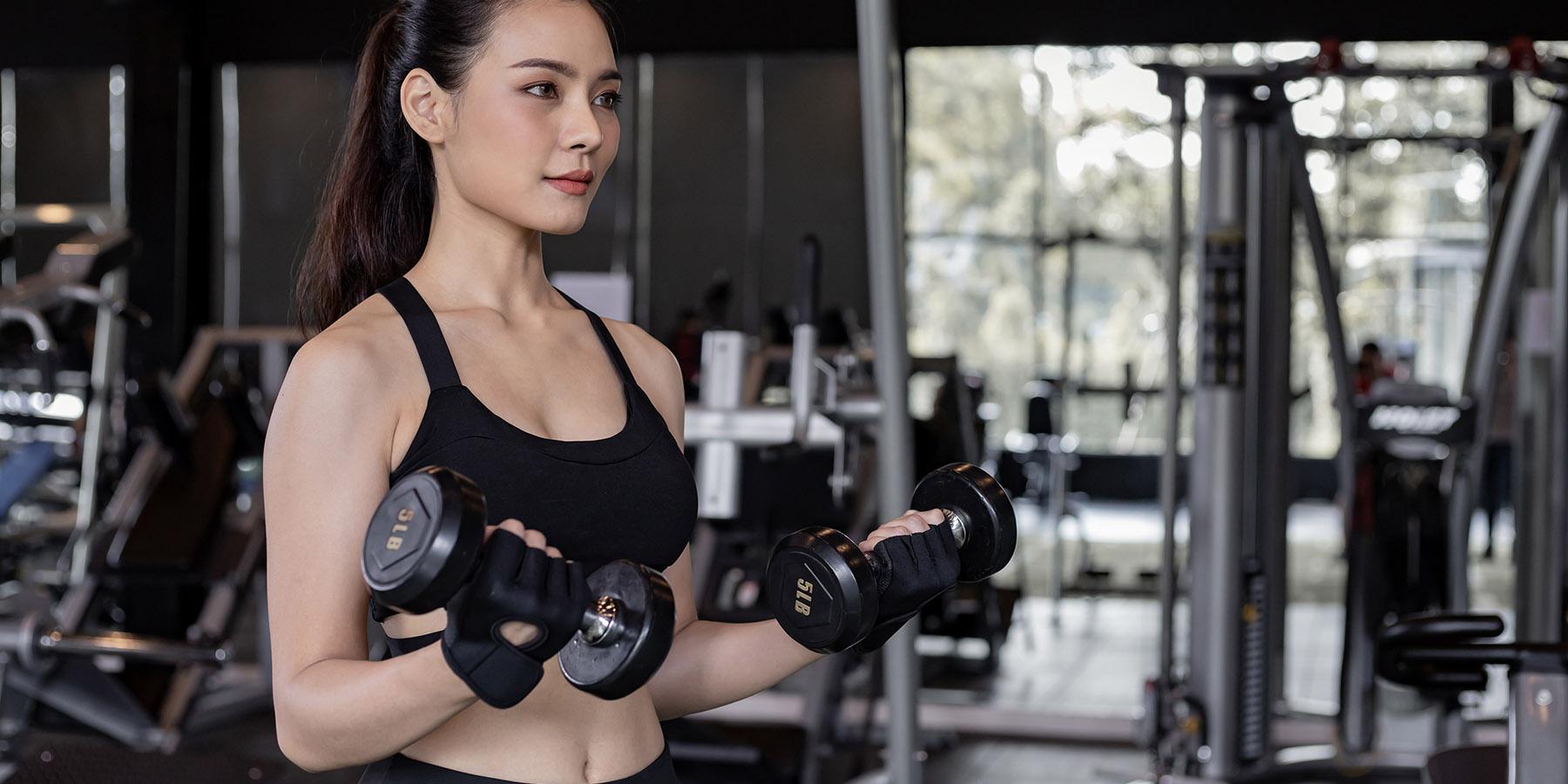 best upper body exercises for women