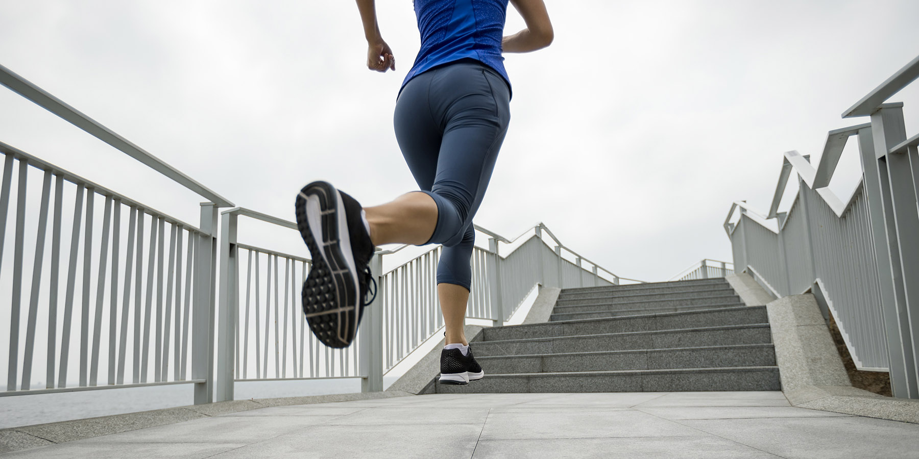 climbing stairs to boost metabolism