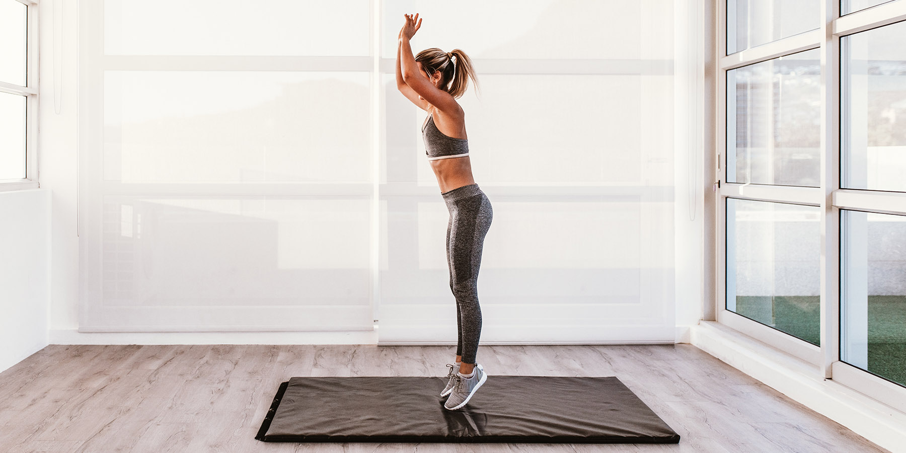hiit cardio exercises at home