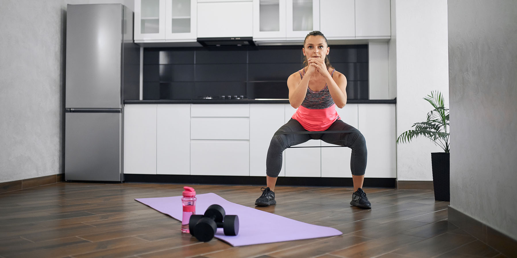 hiit workout routine at home