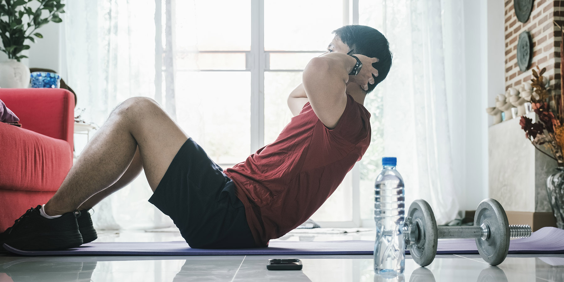 how often should you workout abs