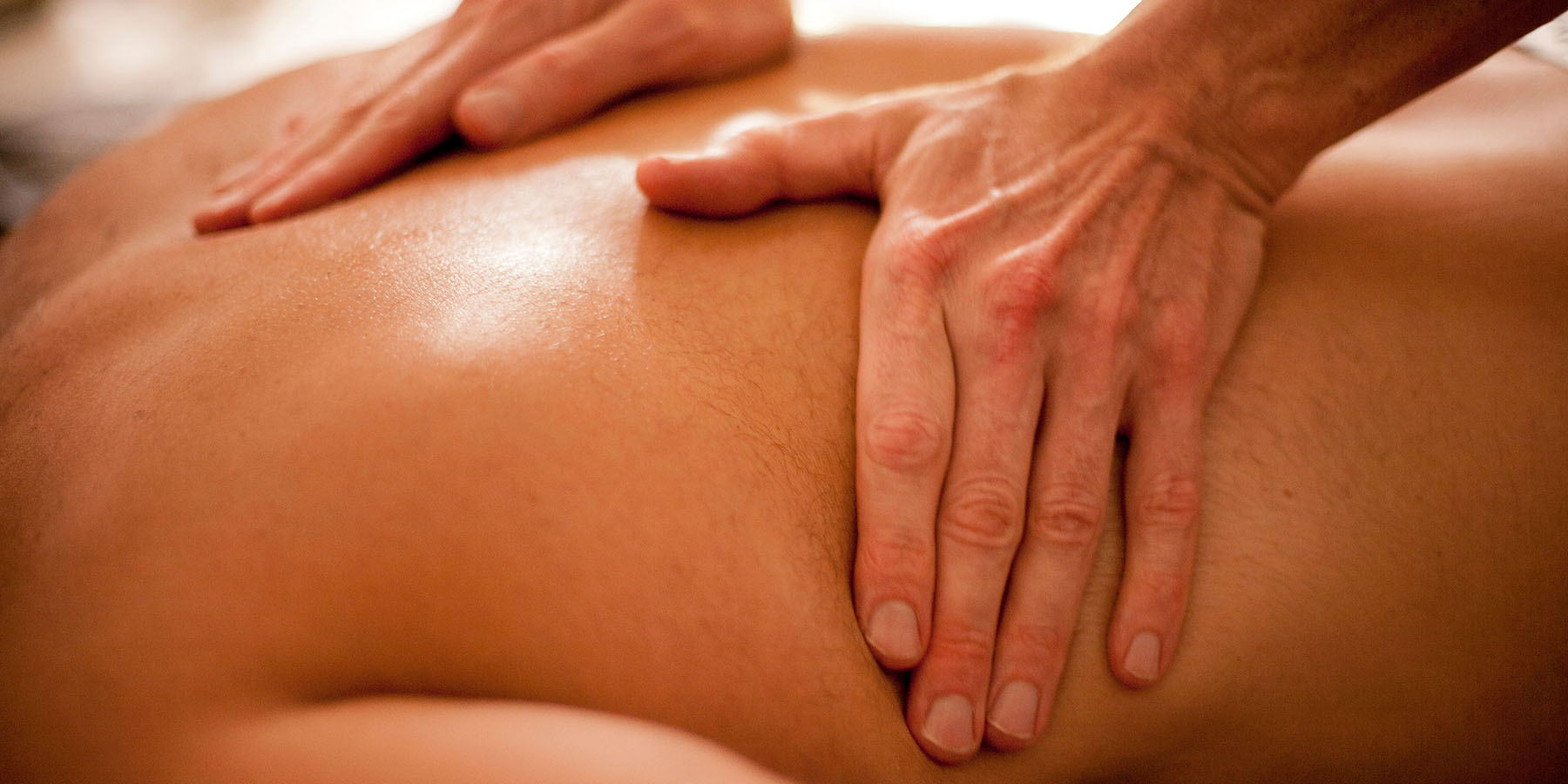 massage for muscle recovery