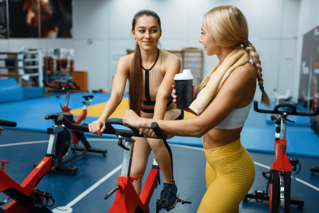 Stationary Bike Workout Plan