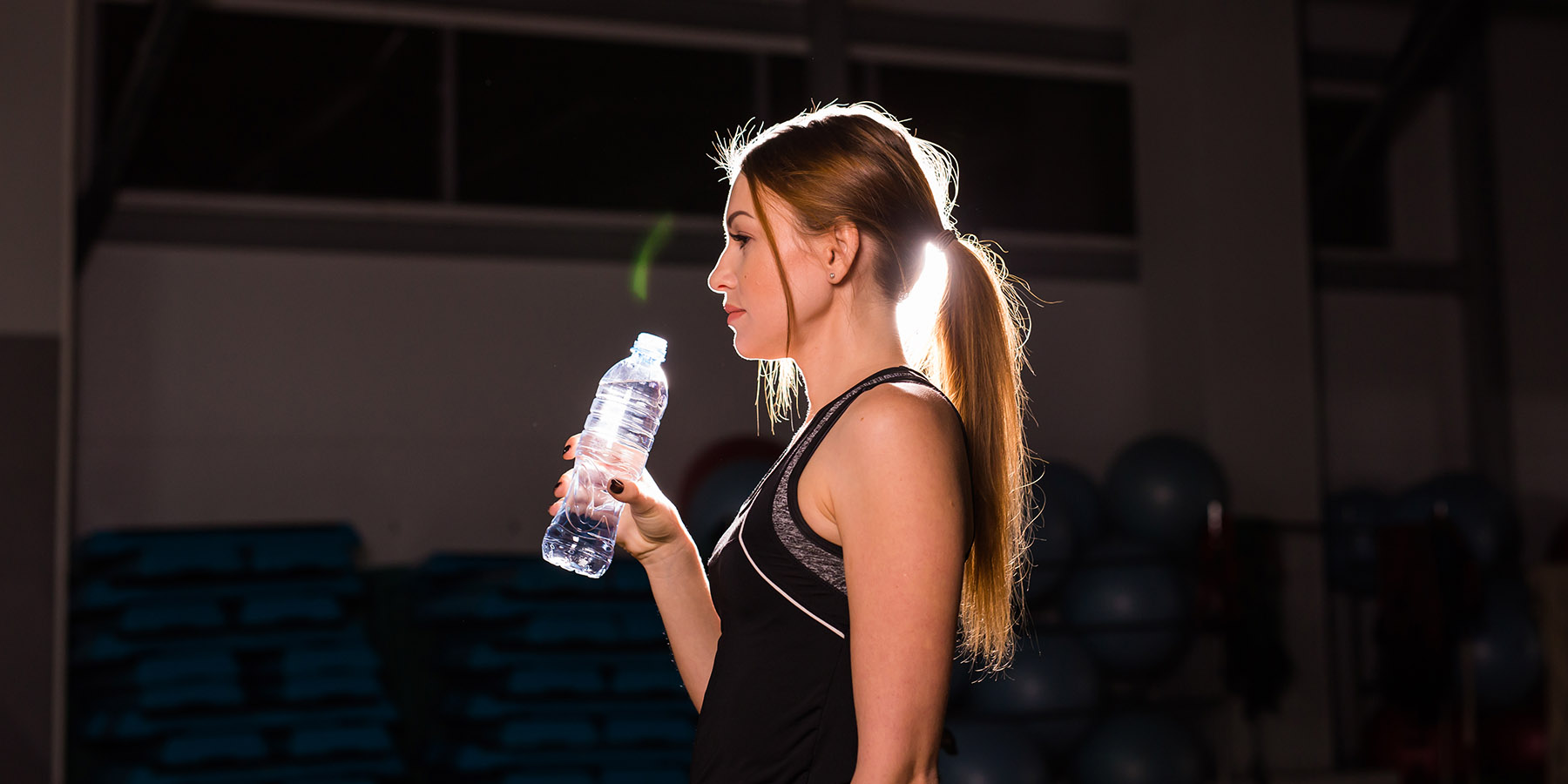 water for muscle recovery