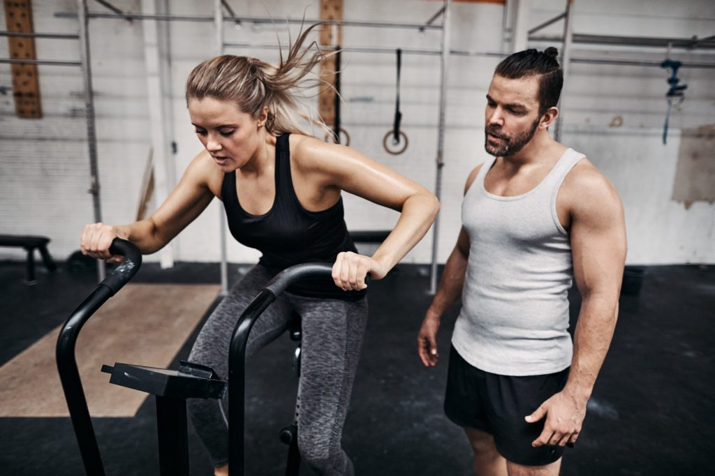 What is Stationary Bike Workout?