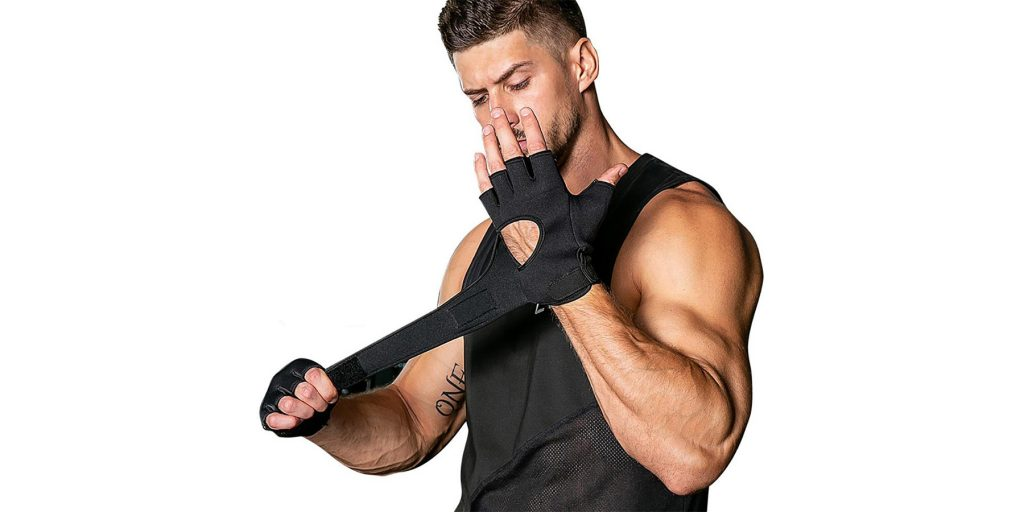 crossfit workout gloves